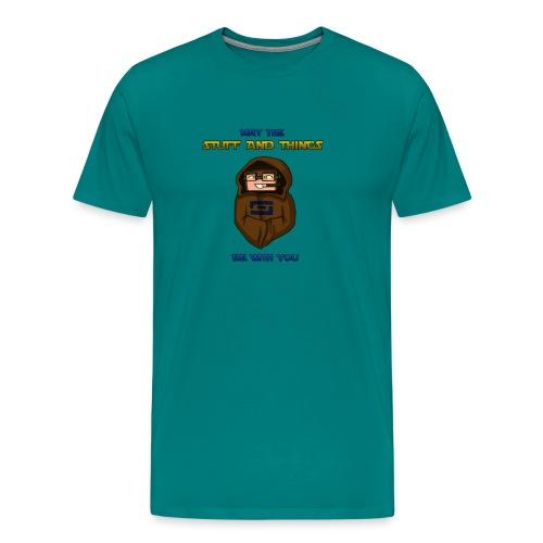 Laura Ansty png - Men's Premium T-Shirt