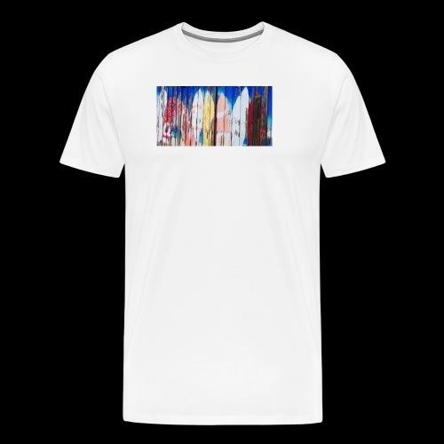 surfing dreams - Men's Premium T-Shirt