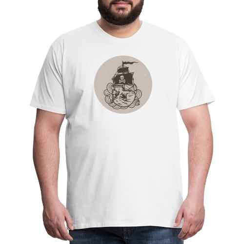 Skullship - Men's Premium T-Shirt