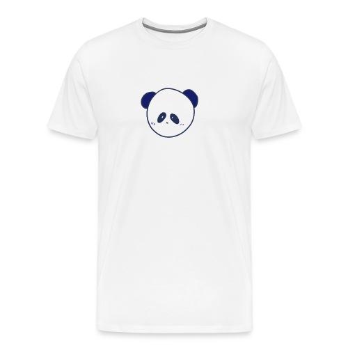 CyberPanda Head - Men's Premium T-Shirt