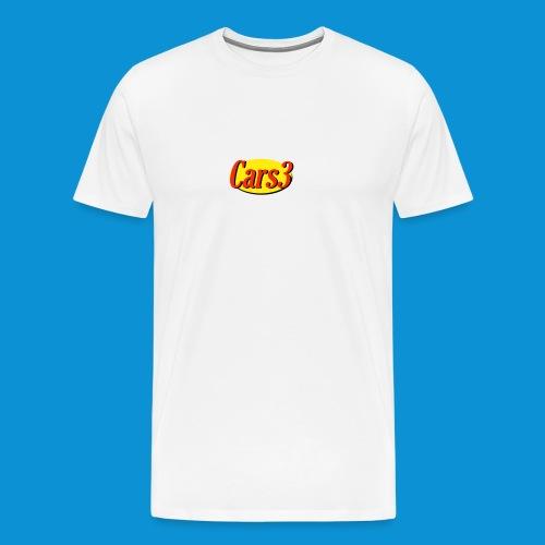 Car # Seinfeld - Men's Premium T-Shirt
