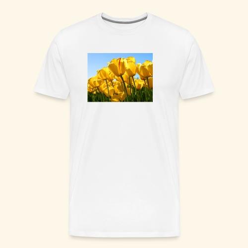 Tulips - Men's Premium T-Shirt