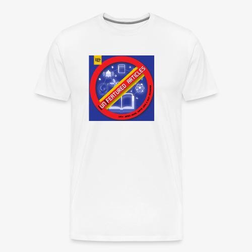 unFeatured Articles Cover - Men's Premium T-Shirt