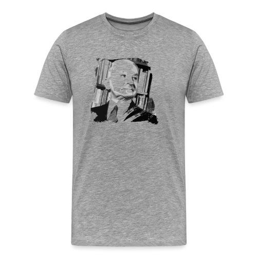 Ludwig von Mises Libertarian - Men's Premium T-Shirt