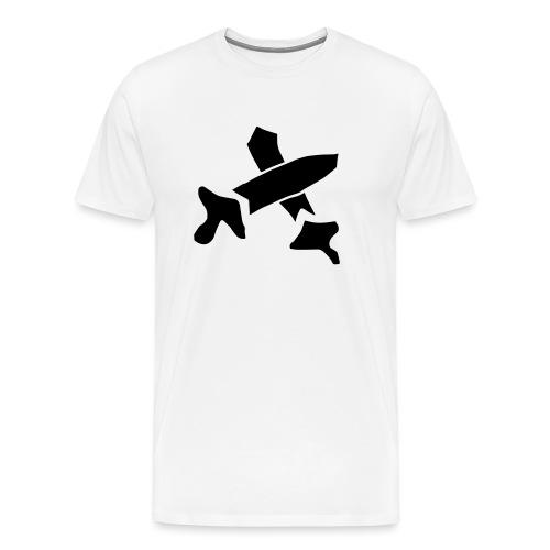 Black Swords - Men's Premium T-Shirt
