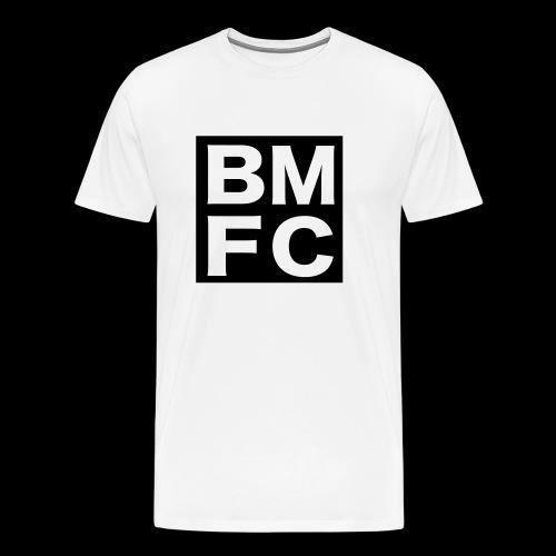 Black Man Fan Club | BMFC - Men's Premium T-Shirt