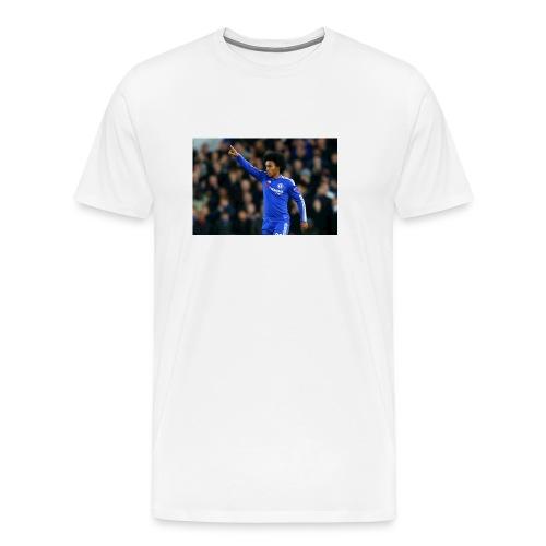 Chelsea v FC Porto - Men's Premium T-Shirt