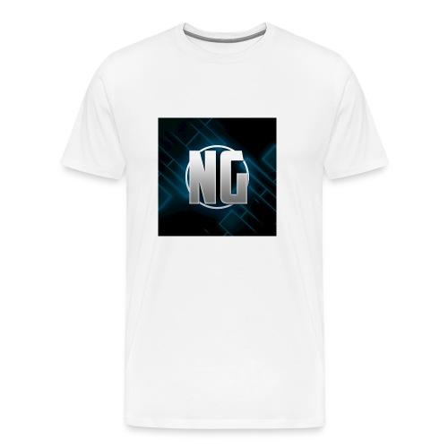 NadhirGamer Merch - Men's Premium T-Shirt