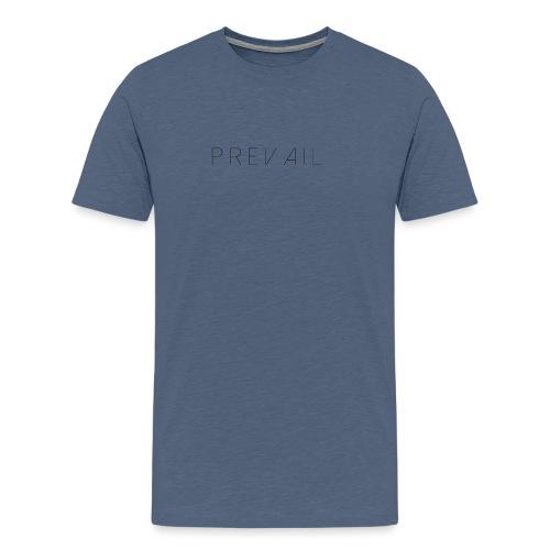 Prevail White - Men's Premium T-Shirt
