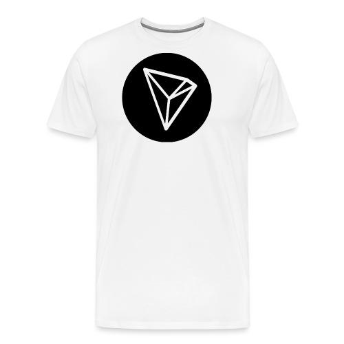 Tron Logo - Men's Premium T-Shirt