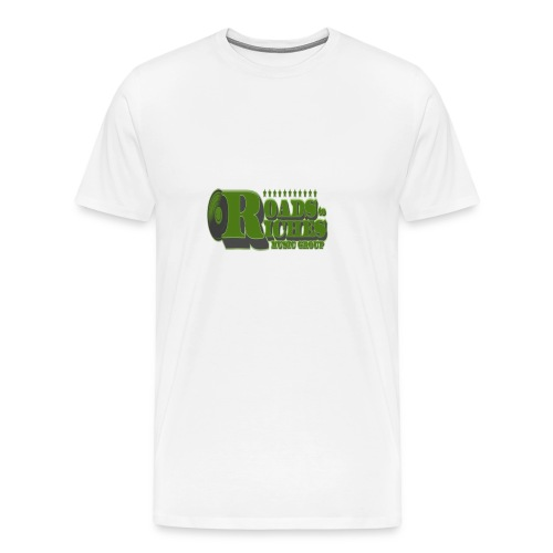 Roads to riches music group inc - Men's Premium T-Shirt