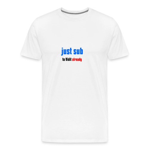 Just sub - Men's Premium T-Shirt