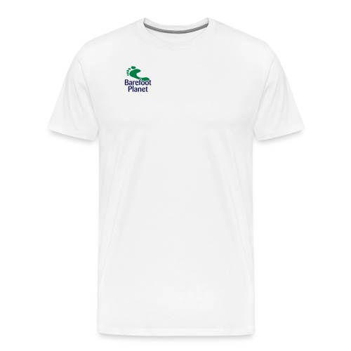 Get Out & Run Barefoot Women's T-Shirts - Men's Premium T-Shirt