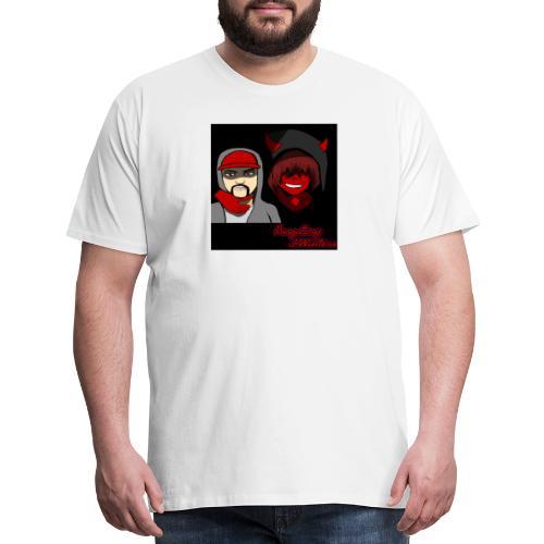 Purgatory fans - Men's Premium T-Shirt