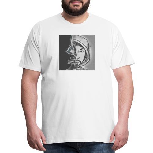 Smoke screen - Men's Premium T-Shirt