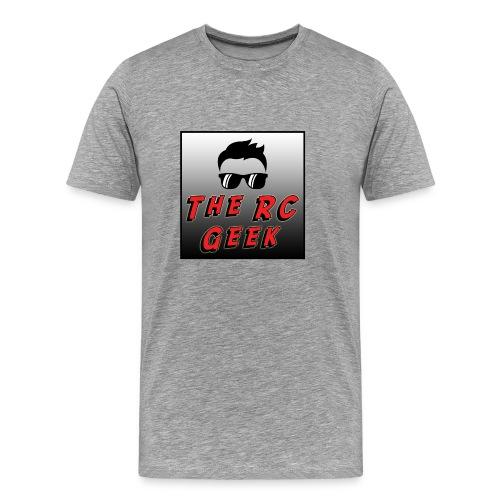 TRCG Logo - Men's Premium T-Shirt