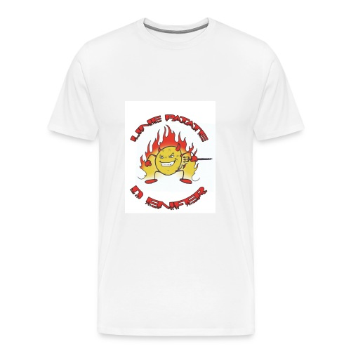 Une patate d' Enfer - Men's Premium T-Shirt