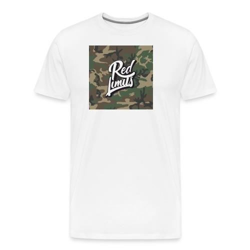 Red Limits - Men's Premium T-Shirt