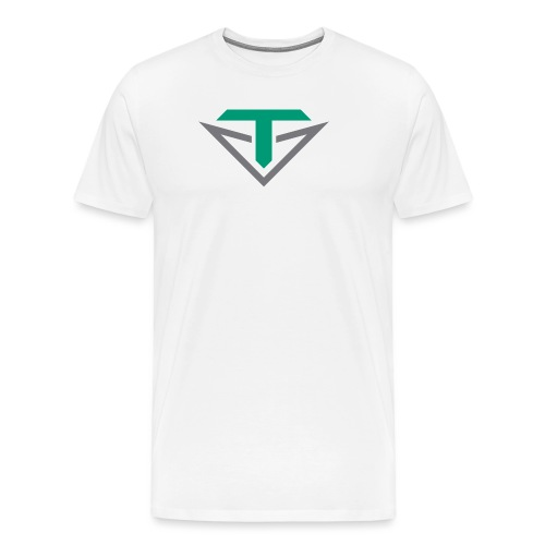 Toulon Golf Logo Shirt - Men's Premium T-Shirt