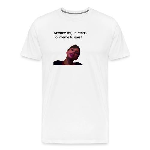 alig6v T-Shirt - Men's Premium T-Shirt