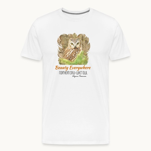 Beauty Everywhere Carolyn Sandstrom - Men's Premium T-Shirt