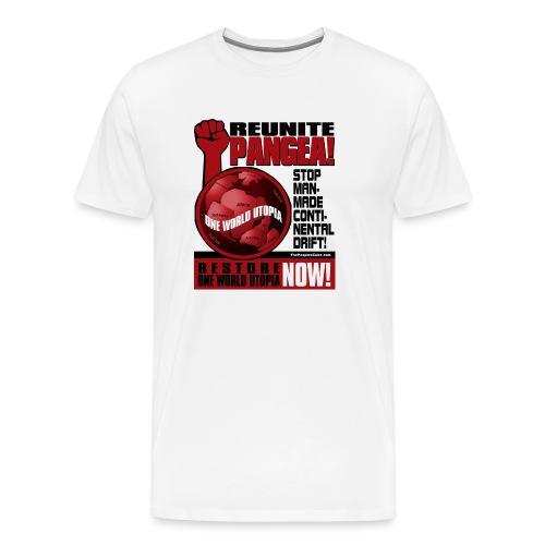 Reunite Pangea - Men's Premium T-Shirt