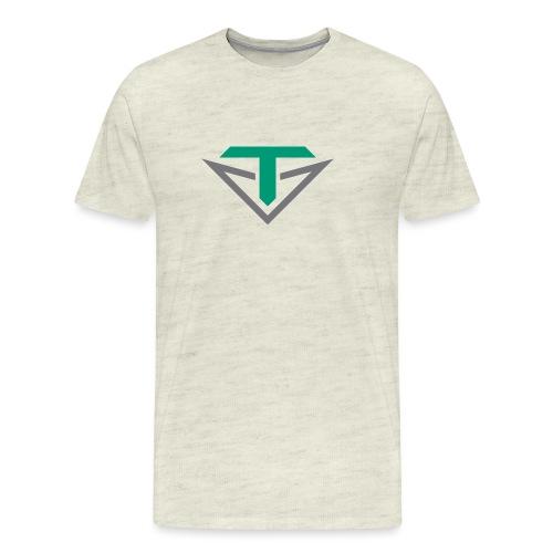 Toulon Golf Logo Shirt - Men's Premium T-Shirt