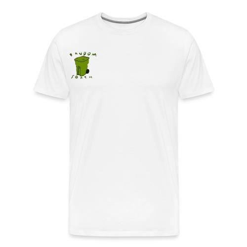 Green traash - Men's Premium T-Shirt
