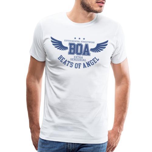 angel wings - Men's Premium T-Shirt