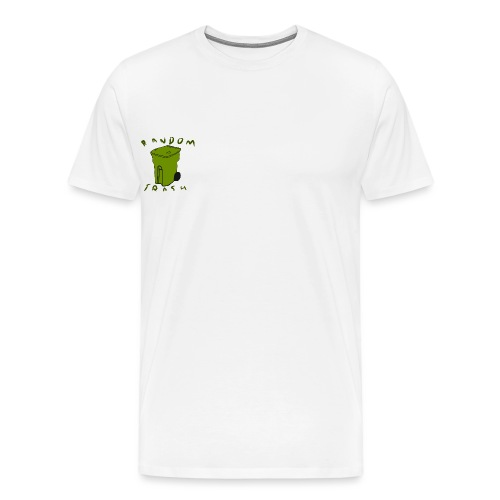 Green traash - Men's Premium T-Shirt