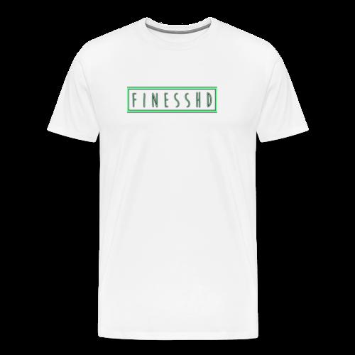 FinessHD - Men's Premium T-Shirt