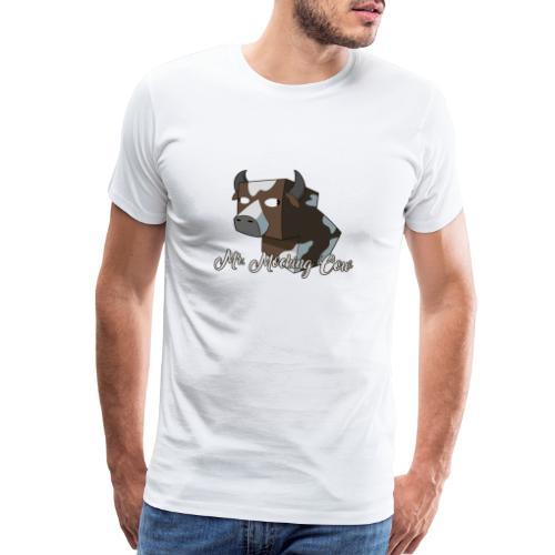 cow1 png - Men's Premium T-Shirt