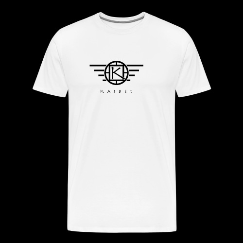 Official kaibet logo. - Men's Premium T-Shirt