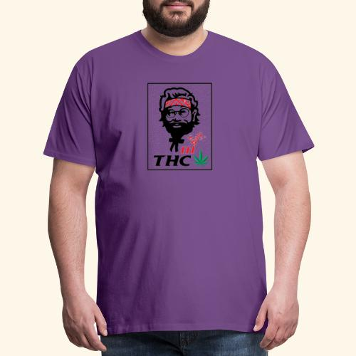THC MEN - THC SHIRT - FUNNY - Men's Premium T-Shirt
