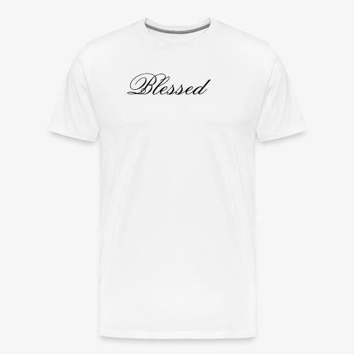 Blessed tshirt - Men's Premium T-Shirt