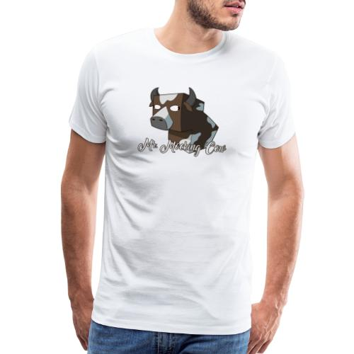 cow1 png - Men's Premium T-Shirt