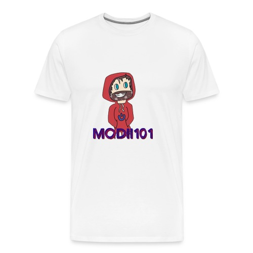 MODII FACE FINAL - Men's Premium T-Shirt