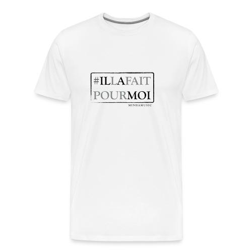 TSHIRT MINHAMUSIC - Men's Premium T-Shirt