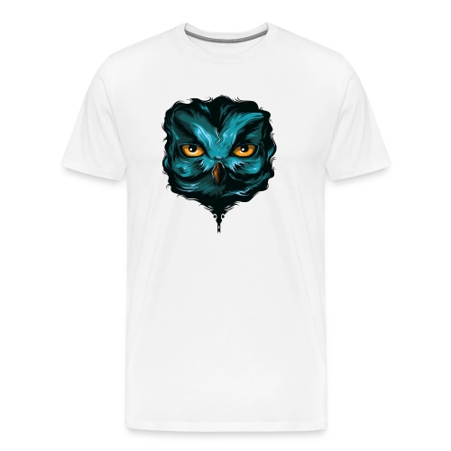 GreenOwl - Men's Premium T-Shirt