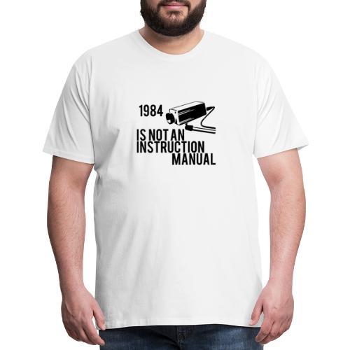 1984 - Men's Premium T-Shirt