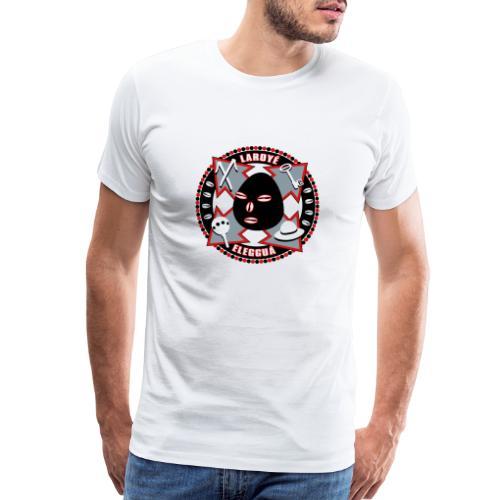Eleggua Guardian (white) - Men's Premium T-Shirt