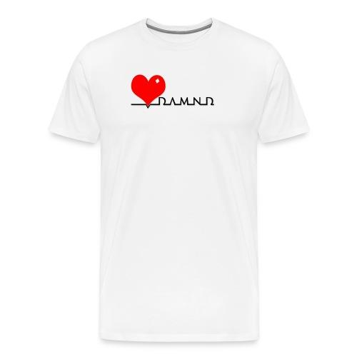 Damnd - Men's Premium T-Shirt