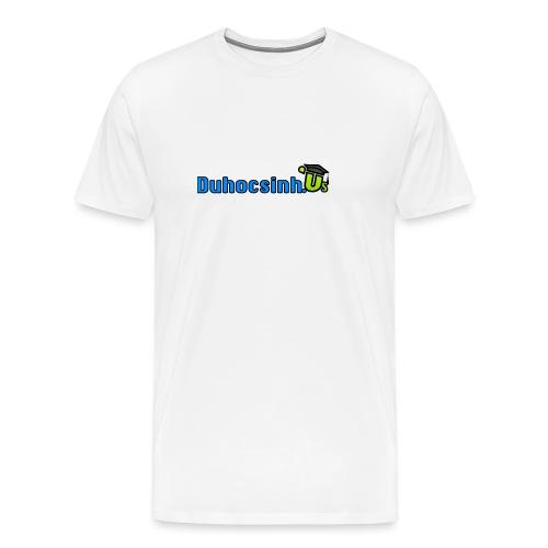 Cup Duhocsinh.us - Men's Premium T-Shirt