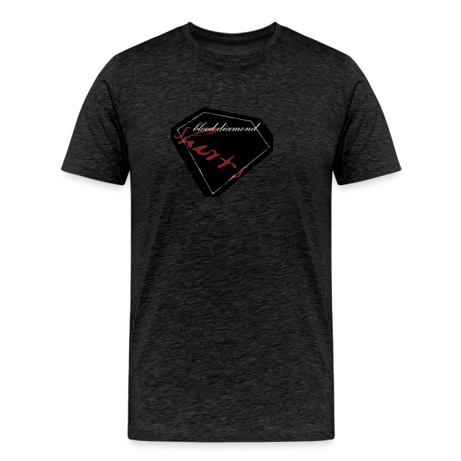 Blood Diamond -black logo