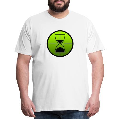 TimeShot Emblem - Men's Premium T-Shirt