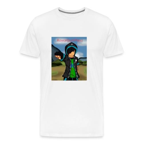 RoyceGumPlayz Official Logo! - Men's Premium T-Shirt