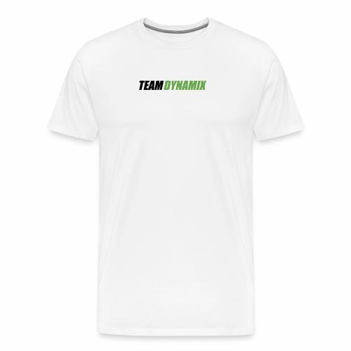 teamdynamix logo - Men's Premium T-Shirt