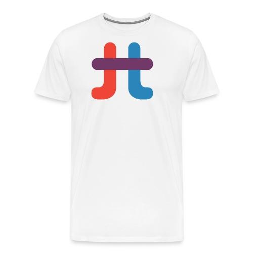 TucuTube Logo - Men's Premium T-Shirt