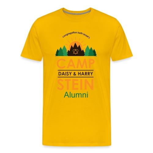 campstein_logo_wAlumni_co - Men's Premium T-Shirt