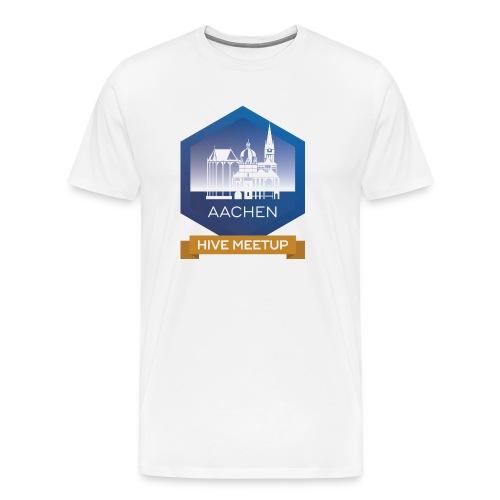 Hive Meetup Aachen - Men's Premium T-Shirt
